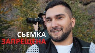Запретная зона в Чечне