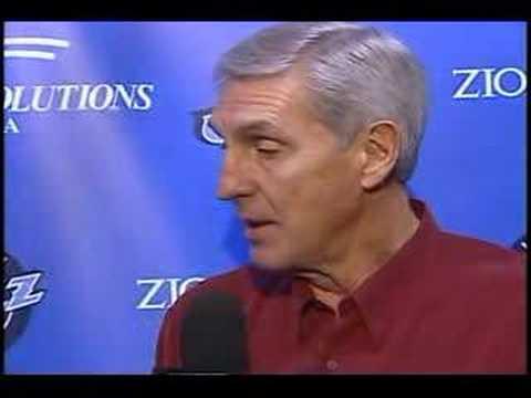 Utah Jazz Coach - Jerry Sloan
