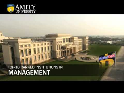 AMITY INDIA TODAY RANKING TVC