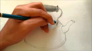 Drawing a Teapot. (Part 1)
