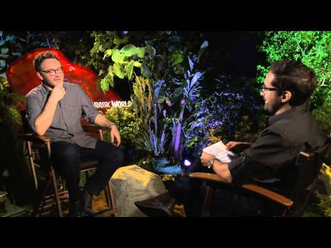 Jurassic World Cast Interview - Would You Visit The Park?