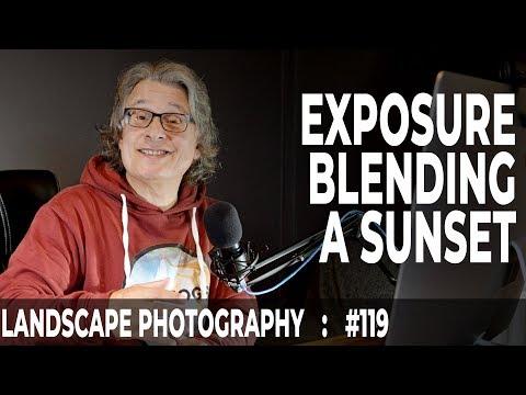 Exposure Blending & Luminosity Masks In Photoshop (Ep #119)
