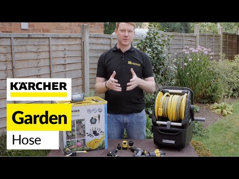 Karcher Garden Hoses and Accessories