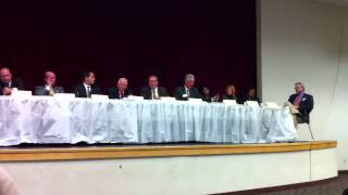 "Indiana General Assembly Legislative Forum ""Lightning Round"" Question #2"