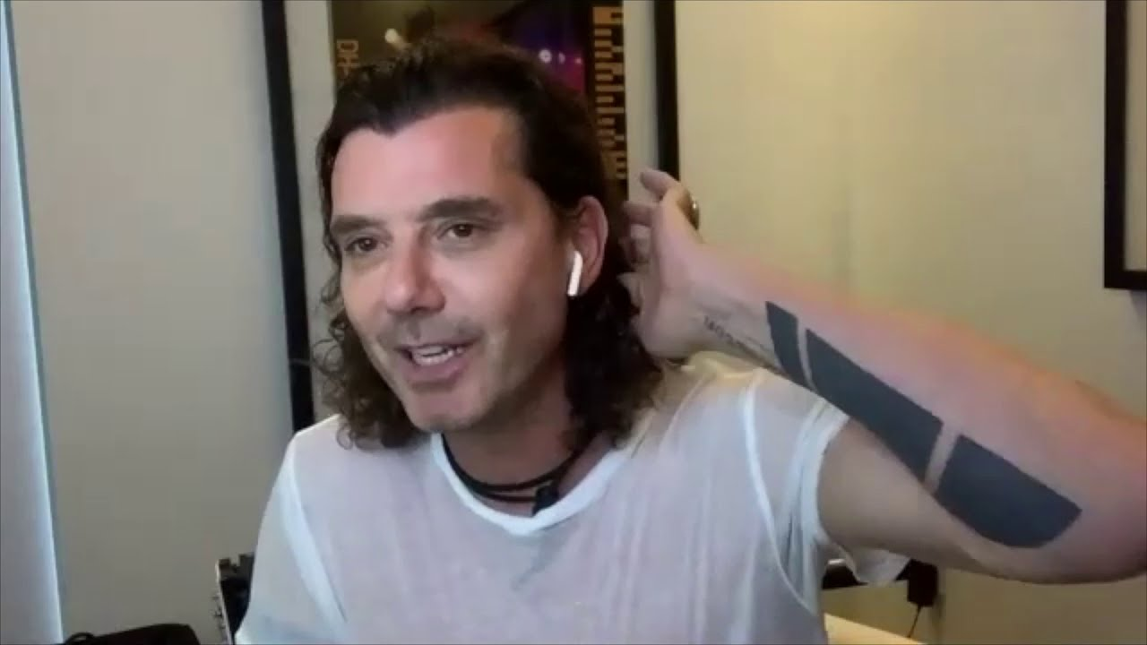 Gavin Rossdale of BUSH's interview with Noise11's Paul Cashmere