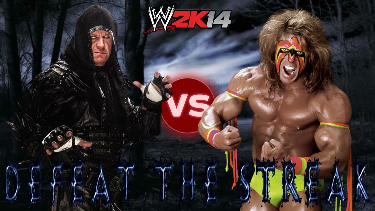 WWE 2K14 - Defeat The Streak [Attempt #4] - Ultimate ...