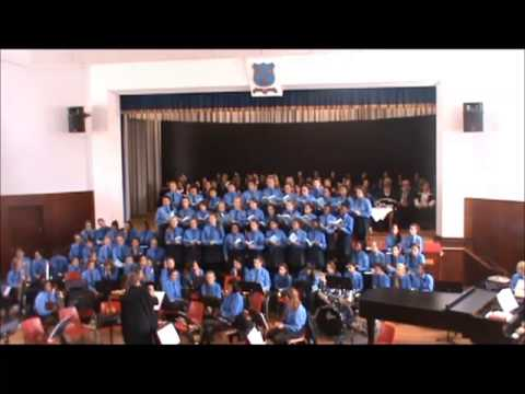 6  Chamber Choir Sing 'Only Time' by Enya