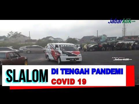 SLALOM DI TENGAH PANDEMI COPID 19