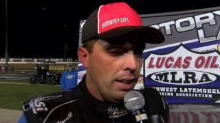 MLRA Quickhit Lucas Oil Speedway 10/7/16