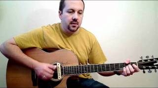 Advanced Fingerpicking Techniques - Lesson 8 - Tommy Emmanuel