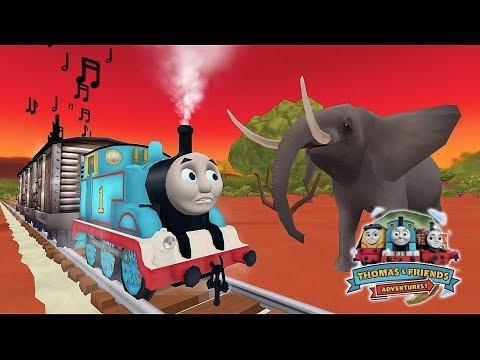 Thomas & Friends: Adventures! in TANZANIA - New Location Update