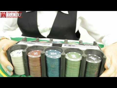Покерный набор, 200 фишек. Набор для покера в железной упаковке.