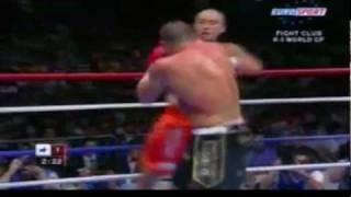 Boxing Vs TaeKwonDo