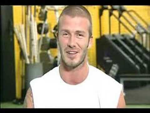 David Beckham Soccer USA UK