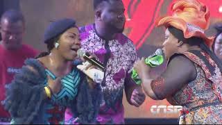 Heavenly Anointed Ministration by Chioma Jesus and Mercy Chinwo. This is electrifying.mp3