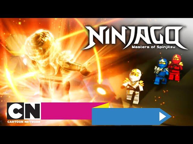 LEGO Ninjago | 9. De Koninklijke Hoefsmeden (volledige aflevering) | Cartoon Network