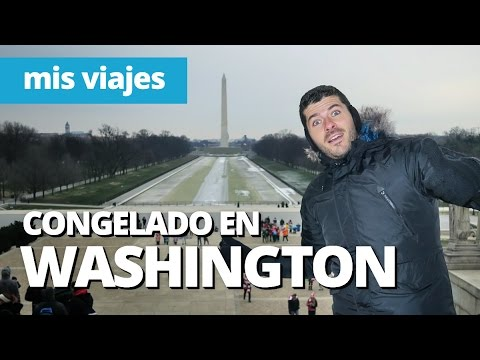 CONGELADO FRENTE AL CAPITOLIO | Washington D.C.
