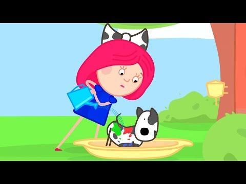 Smarta and her Magic Bag. Girls' cartoon.
