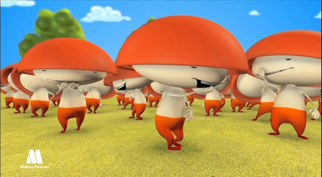 Boom reds cartone animato per bambini piccoli surf