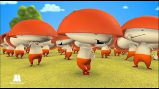 Boom & Reds - Cartone animato per bambini piccoli - surf state