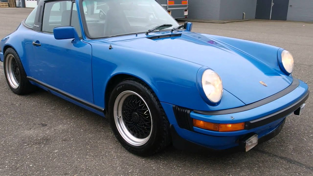 porsche 911 sc targa 1980 vemu cars po16612 sold. Black Bedroom Furniture Sets. Home Design Ideas