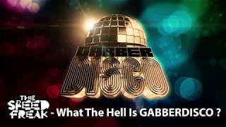 The Speed Freak - What The Hell Is Gabberdisco ? (Mix)