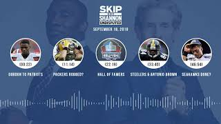 UNDISPUTED Audio Podcast (9.18.18) with Skip Bayless, Shannon Sharpe & Jenny Taft | UNDISPUTED
