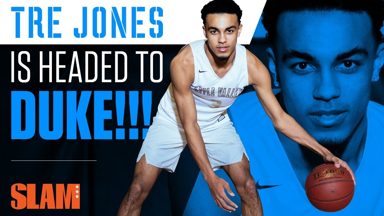 ee464c999e0 Tre Jones  The PG of the Best Recruiting Class EVER