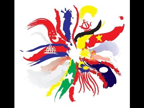 ASEAN-all National Anthem And Pledge
