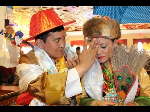 Wedding Video of Lhakpa Doma Sherpa With Dorjee Sherpa