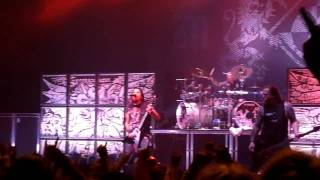Machine Head Live @ Forest National - Clenching The Fists of Dissent