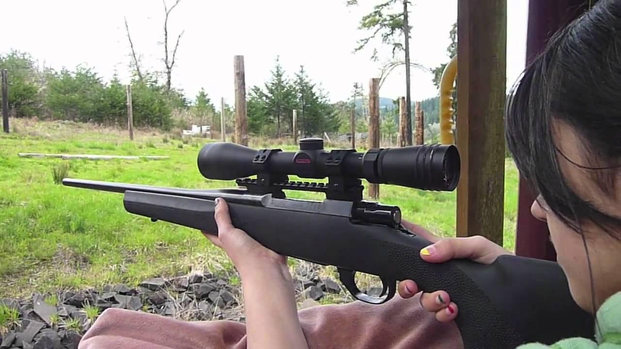 Howa 7mm-08, My sisters rifle