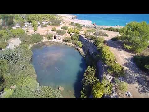 Barinedita.it. Monopoli, il lago segreto di Santo Stefano