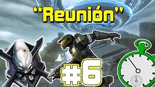 "Halo 5 - Campaña Completa en Legendario #6 ""Reunión"" 