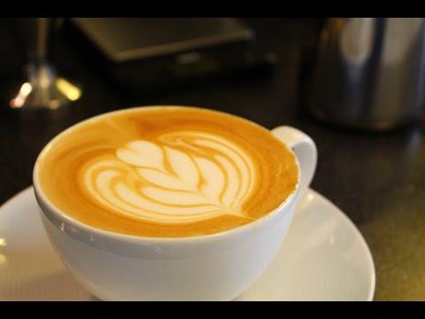 Basic Latte Art Tutorial - Part 7: How to pour a Tulip