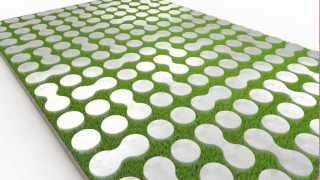 Lunix: la pavimentazione drenante di design (it)