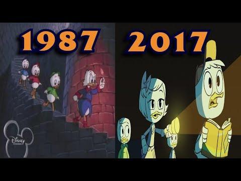 DuckTales - Original & Reboot im Vergleich