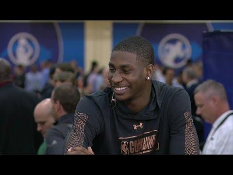 Jaren Jackson Jr. Full Interview | May 17, 2018 | 2018 NBA Draft Combine Day 1