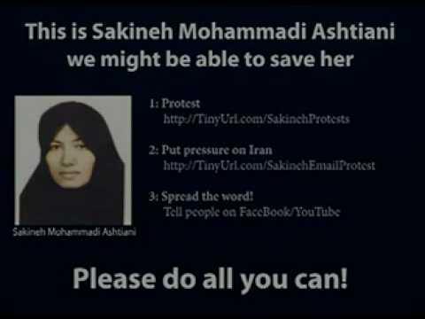 Stop the execution of Sakineh Mohammadi Ashtiani (Mirror)