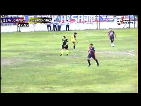 San Lorenzo (Córdoba) vs Comercio ( Villa Dolores)
