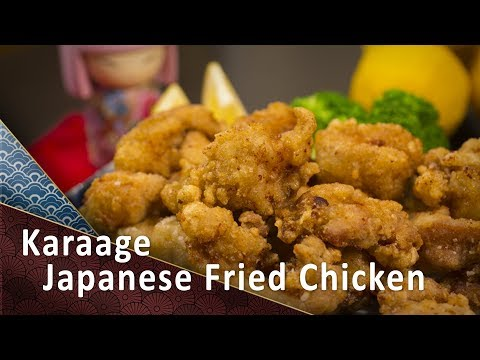 How to cook Karaage - Japanese Fried Chicken