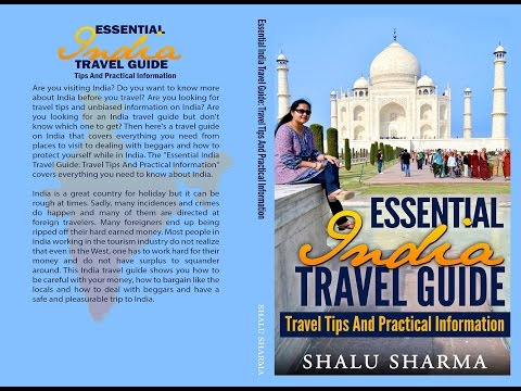 India Travel Guide Book