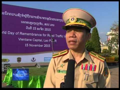Lao National Television 14/11/2015