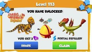 Dragon Mania Legends - Max Level 113 | Gameplay Walkthrough Part 1051 HD