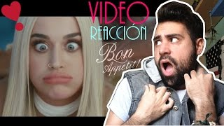 BON APPÉTIT de Katy Perry me revuelve las tripas! // VIDEO REACCION // | KAOTIKO KAUZ |