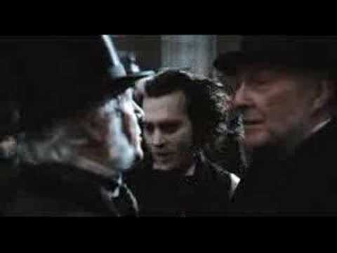 Sweeney Todd HD Trailer Extended