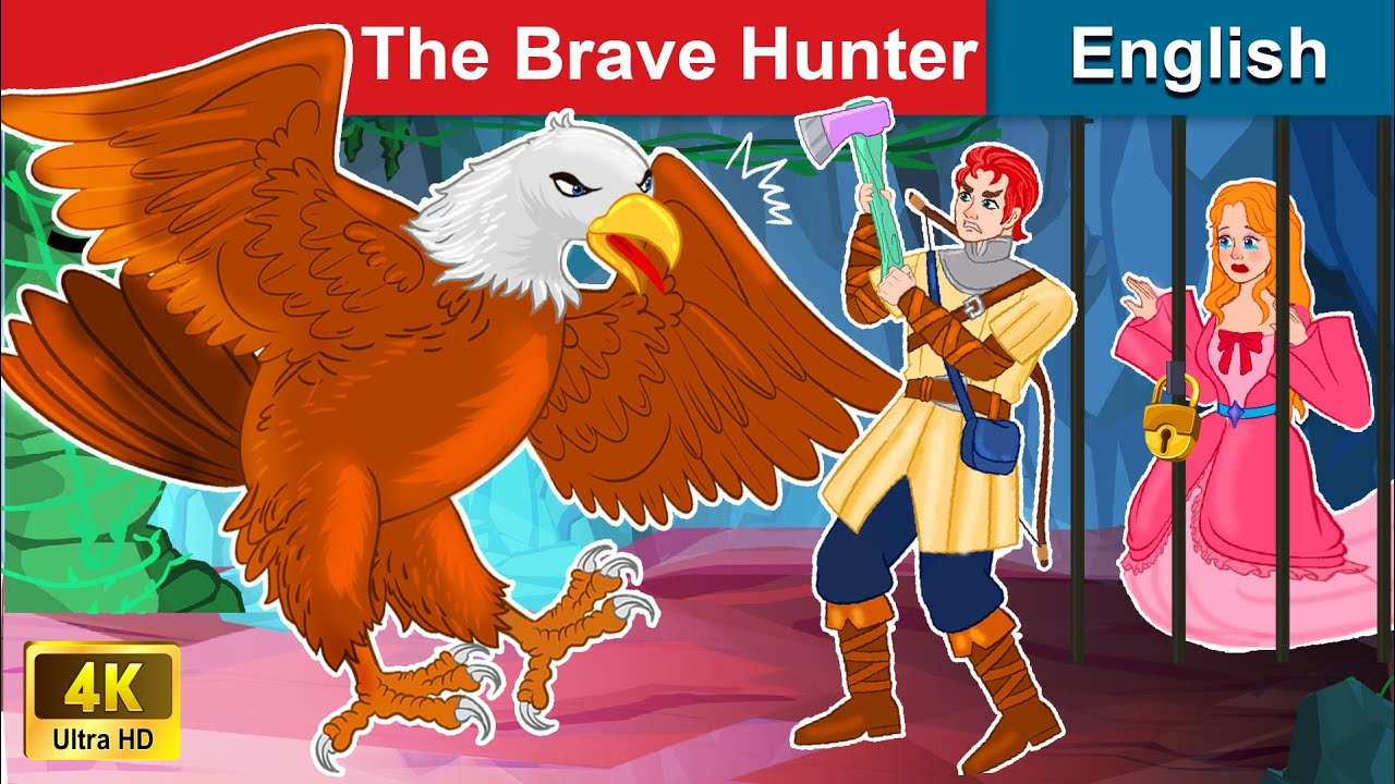 The Brave Hunter 👦 Bedtime stories 🌛 Fairy Tales For Teenagers | WOA Fairy Tales