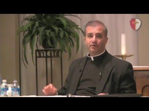 Padre Angel Espinosa de los Monteros