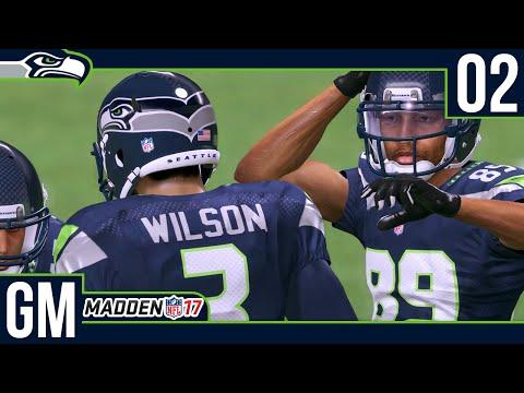 Madden NFL 17 Owner Mode (Seattle Seahawks) [Deutsch/60FPS] #02 Warm gespielt
