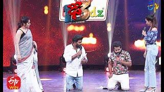 Sudheer | Rashmi | Deepika | Aadi | Funny Joke  | Dhee 13|Kings vs Queens | 9thJune 2021 |ETV Telugu